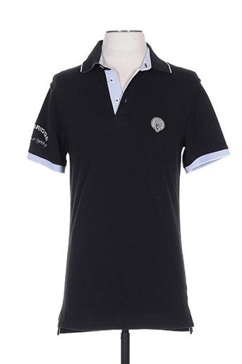cambridge t-shirts homme de couleur noir