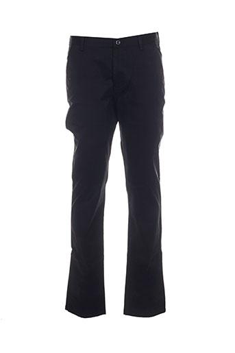 berry denim pantalons homme de couleur noir