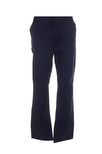 Pantalon casual bleu AARON'S pour homme