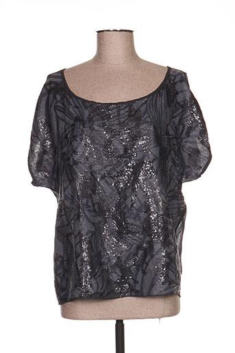 kosmika chemises femme de couleur gris