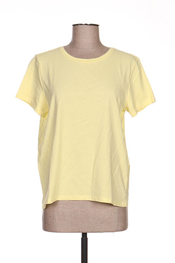 only t-shirts femme de couleur jaune