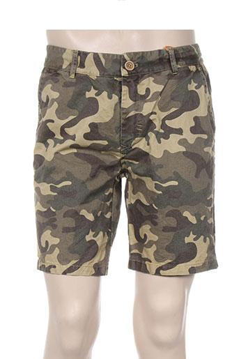 blend shorts / bermudas homme de couleur vert