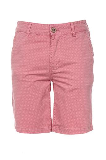 blend shorts / bermudas homme de couleur rose