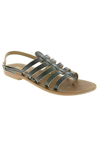 delpol chaussures femme de couleur noir