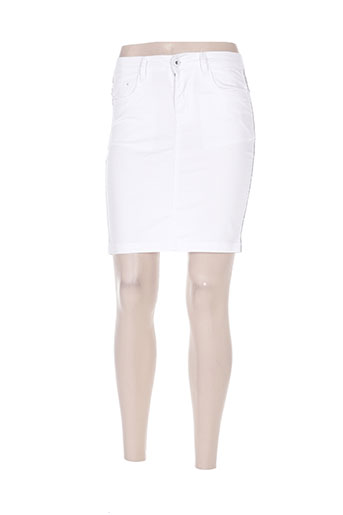 onado jupes femme de couleur blanc