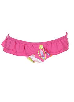 Bas de maillot de bain rose TUC TUC pour fille