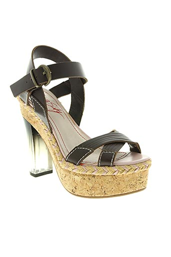 miss sixty chaussures femme de couleur marron