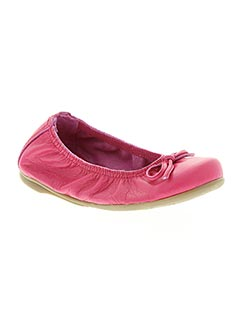Ballerines rose REQINS pour fille