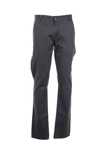 solid jeans jeans homme de couleur gris