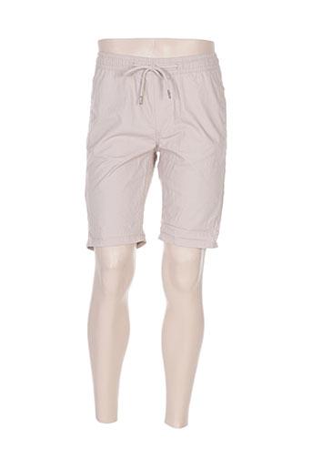 crossby shorts / bermudas homme de couleur gris