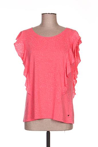 katmai chemises femme de couleur rose
