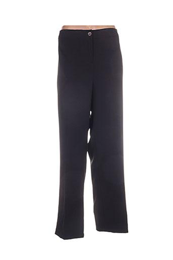 jean delfin pantalons femme de couleur marron