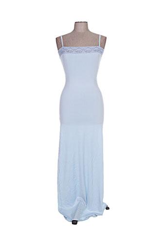 senso robes femme de couleur bleu