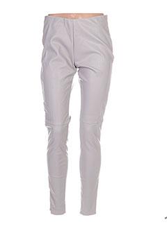 Pantalon casual beige EXPRESSO pour femme