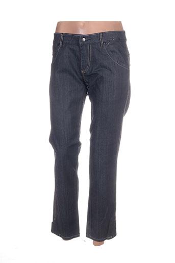lmtd jeans femme de couleur gris