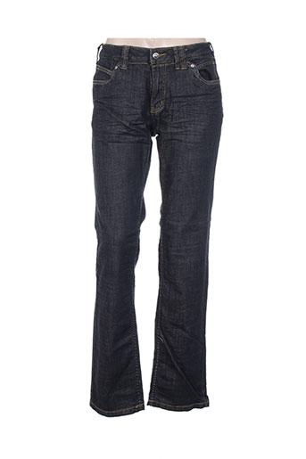 funaki jeans femme de couleur noir