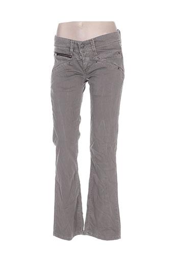 levis jeans femme de couleur gris