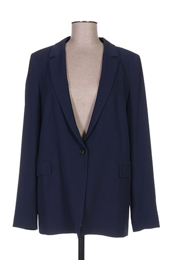 marella vestes femme de couleur bleu
