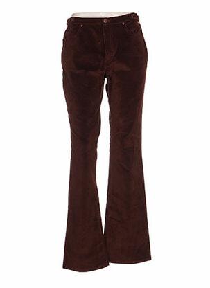 Pantalon casual marron KENZO pour femme