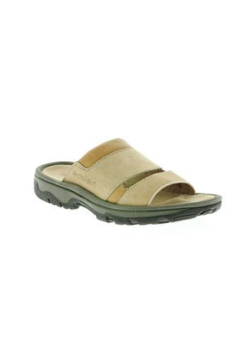 columbia chaussures femme de couleur beige