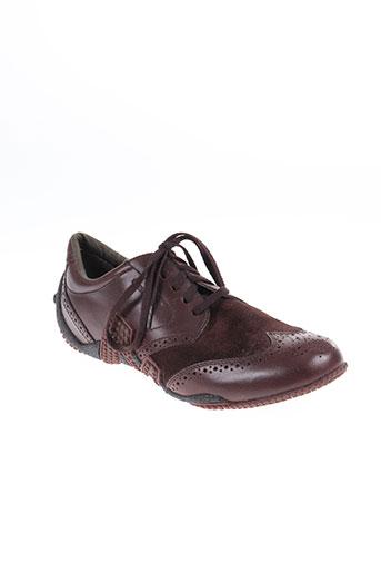 merrell chaussures homme de couleur marron
