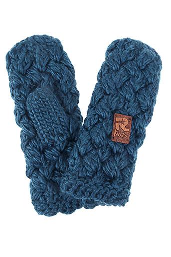 herman accessoires fille de couleur bleu
