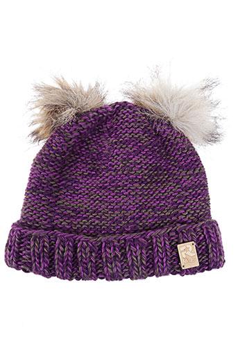 herman accessoires fille de couleur violet