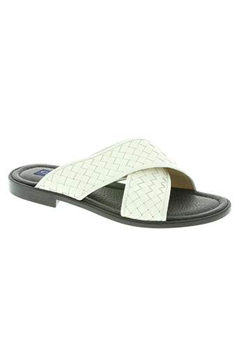 carvil chaussures homme de couleur blanc