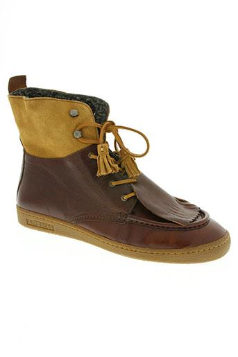 ap chaussures homme de couleur marron