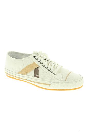 pf-flyers chaussures garçon de couleur beige