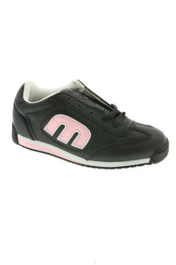 etnies chaussures femme de couleur rose