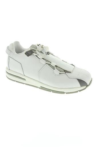 royal elastics chaussures garçon de couleur blanc