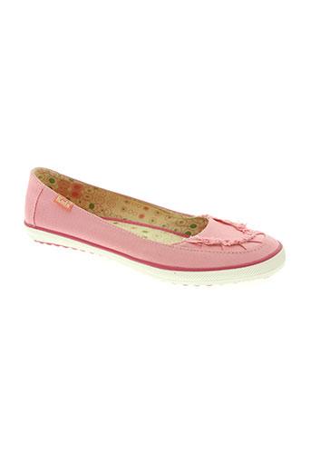 keds chaussures femme de couleur rose