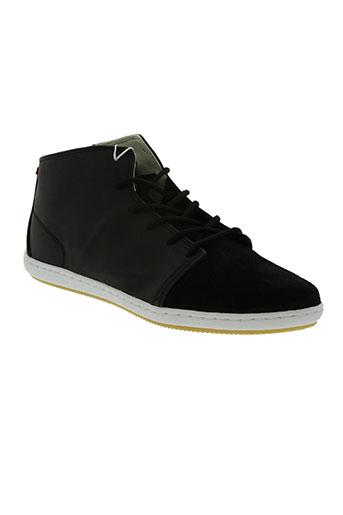 lafeyt chaussures unisexe de couleur noir