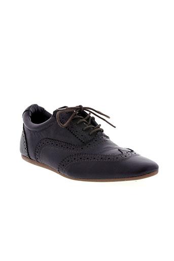 schmoove chaussures garçon de couleur marron