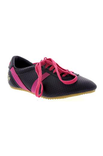 teddy smith chaussures femme de couleur noir