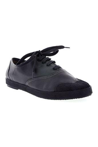 ippon vintage chaussures femme de couleur gris