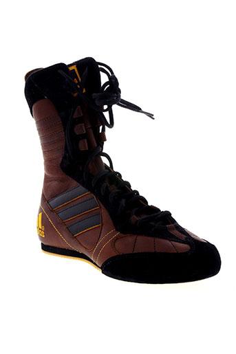 adidas chaussures femme de couleur marron