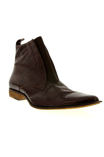 ippon styl chaussures femme de couleur marron