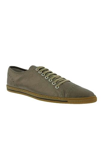 swear-london chaussures homme de couleur marron