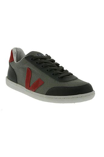 veja chaussures homme de couleur gris