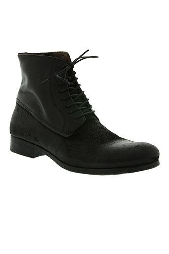 coxx borba chaussures homme de couleur noir