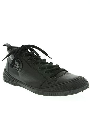 pataugas chaussures homme de couleur noir