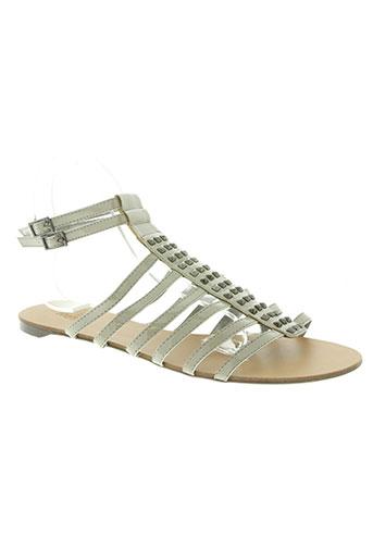 schu chaussures femme de couleur gris