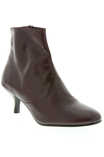 bill tornade chaussures femme de couleur rouge