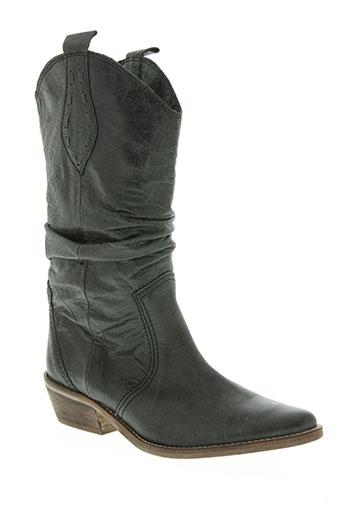 bill tornade chaussures femme de couleur gris