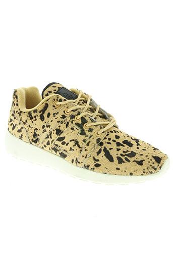 asfvlt chaussures femme de couleur beige