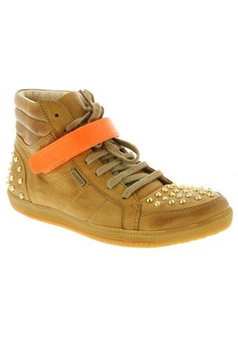 bee.fly chaussures femme de couleur beige