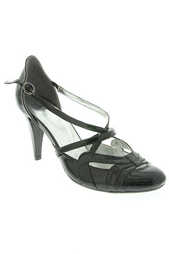 killah chaussures femme de couleur noir