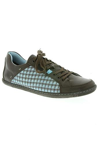 fenchurch chaussures homme de couleur marron